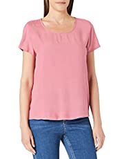 ONLY Onlfirst One Life Ss Solid Top Noos Wvn T-Shirt damski