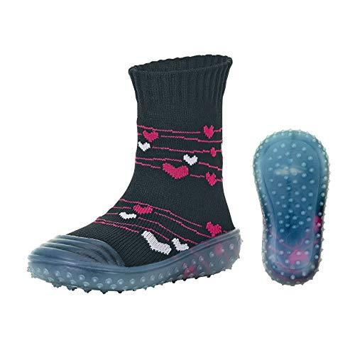 Sterntaler Adventure-Socks, Herz-Motive, 18-24 monate, 21/22