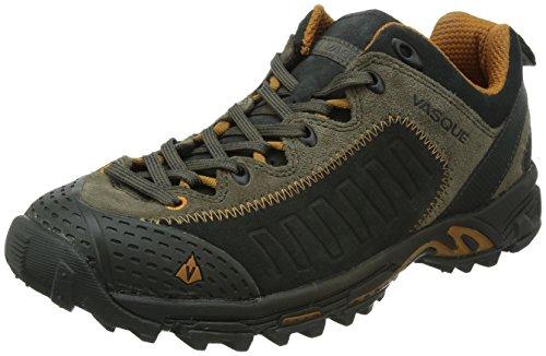 Vasque Men's Juxt Multisport Shoe,Peat/Sudan Brown,7 M