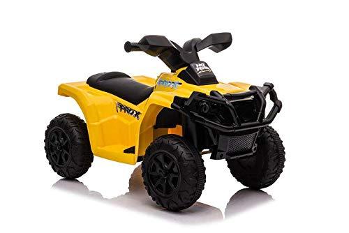 Motoor Kids Quad Pro X Amarillo de Batería 6V