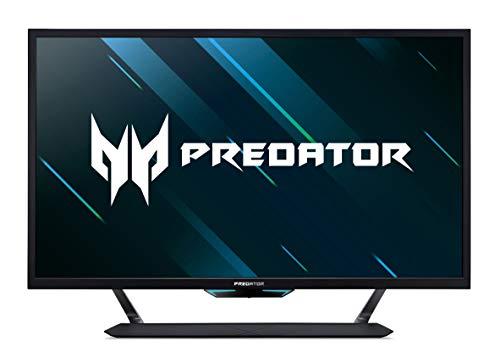 Acer Predator CG437K 42.5 Inch 4K UHD 3840 X 2160 Resolution Gaming Monitor, G-Sync Compatible, VESA Certified DisplayHDR 1000, 144Hz, 1MS VRB