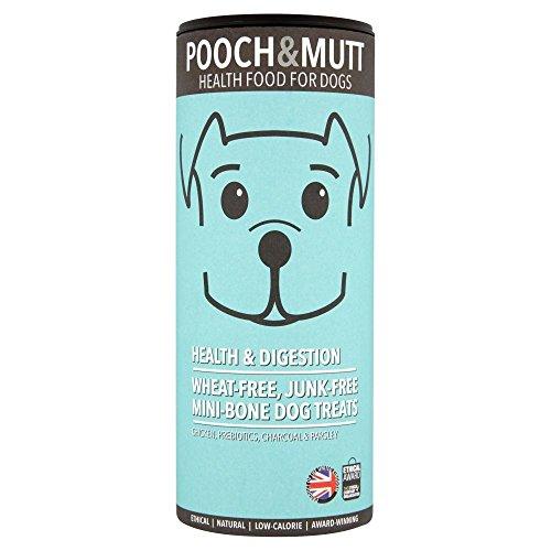 Pooch /& Mutt Snacks con forma de huesitos Calmante y Relajante para perros