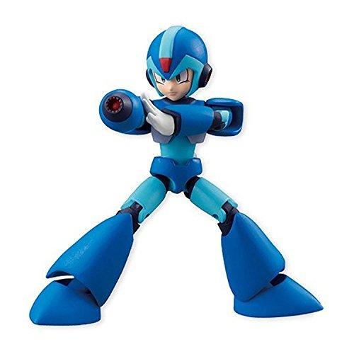 Mega Man 66 Action Dash Mega Man X Dash Effect Character Mini Action Toy Figure approx. 66mm / 2.6'in Bandai Shokugan