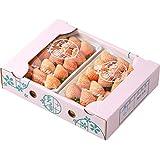 いちご 白いちご 淡雪 あわゆき 白いちご 3L~Lサイズ 270g×2パック 熊本県産 苺 イチゴ