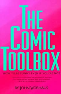 The Comic Toolbox: How to Be Funny Even If You're Not (1879505215) | Amazon price tracker / tracking, Amazon price history charts, Amazon price watches, Amazon price drop alerts