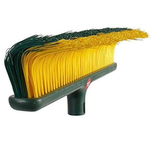 Gardi Rex Vervangende kop klauwbezem 45 cm | Kunststof garnituur voor huis & tuin | Ideale bladbezem | alternatief voor de waaierborstel