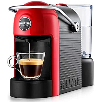 Lavazza Jolie Red 18000072 Capsule Coffee Machine One Touch Operation