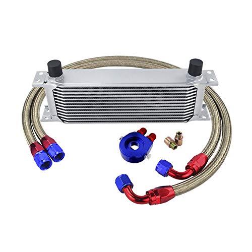 RONSHIN Accesorios vehículos Kit Enfriador Aceite