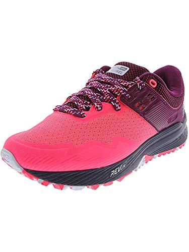 New Balance Nitrel v2, Zapatillas de Running para Asfalto para Mujer, Rosa (Pink Zing/Claret/Pigment Lp2), 37 EU