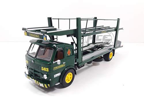 Desconocido 1/43 CAMION Truck Pegaso 1060L Cabezon TRADISA PORTACOCHES 1970