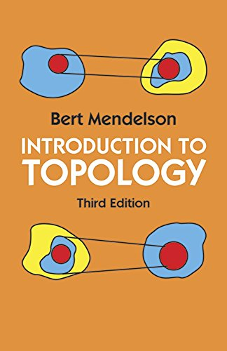 Compare Textbook Prices for Introduction to Topology: Third Edition Dover Books on Mathematics Third Edition ISBN 0800759663521 by Mendelson, Bert