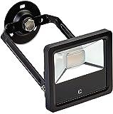 Collingwood LED-Strahler | Außen-Lampe mit 360° Rotations- und 180° Neigungswinkel | Fluter für Hof, Wege und Garten mit 3 Farbtemperaturen | Schutzart IP65 | 50W