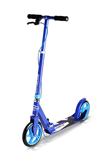 Fuzion Cityglide B200 Kick Scooter for Commuting
