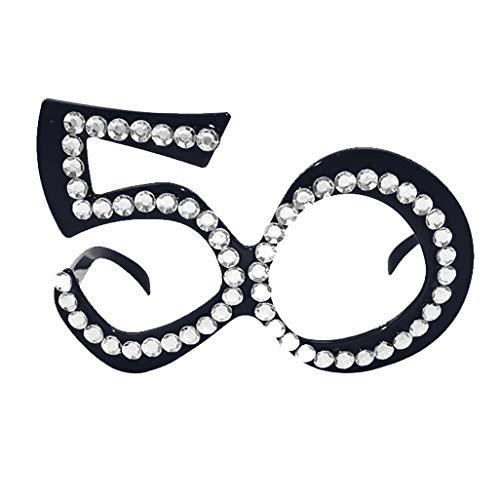 Pinklu Gafas De Fiesta Divertidas Divertido Loco Disfraz Gafas Novedad Traje De Fiesta