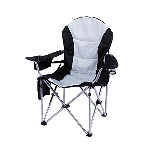 DBCSD DBCSD Stuhl Gartenmöbel Eisenrohr Sessel Klappstuhl Strandkorb