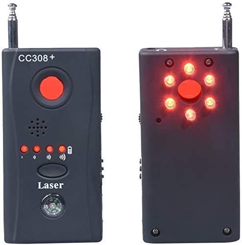 Hangang Detector De Micrófonos Ocultos Microespías CC308...