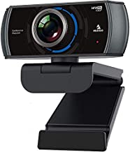 1080P 60FPS Webcam with Microphone, 2021 NexiGo N980P HD USB Computer Camera, Built-in Dual Noise Reduction Mics, 120 Degrees Wide-Angle for Zoom/Skype/FaceTime/Teams, PC Mac Laptop Desktop