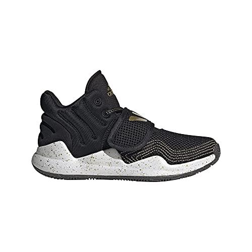 adidas Deep Threat Primeblue C, Zapatillas, NEGBÁS/Dormet/FTWBLA, 30 EU