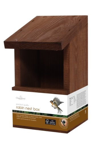 Chapelwood Wild Bird Classic Robin Nest Box