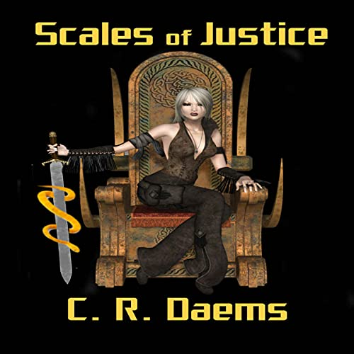Scales of Justice Audiobook By C. R. Daems cover art