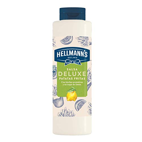 Hellmann's Salsa Casual Food Deluxe 850ml