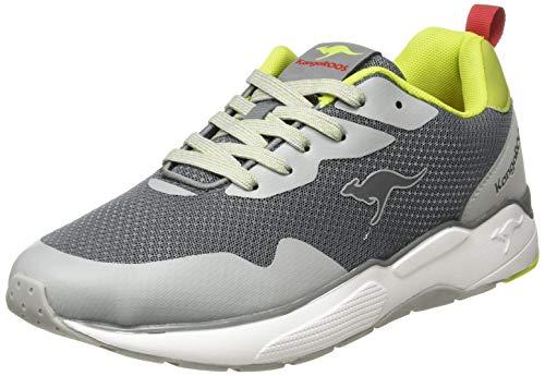 KangaROOS Herren KO-Mod Sneaker, Steel Grey/Vapor Grey 2009, 42 EU