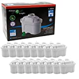 FilterLogic FL402H - 16 unidades - cartucho de filtro compatible con BRITA ® Maxtra ®...