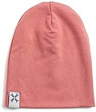 Jacqueline & Jac Baby Beanie Hats for Newborns Infants Kids All Natural Cotton Blend Baby Caps