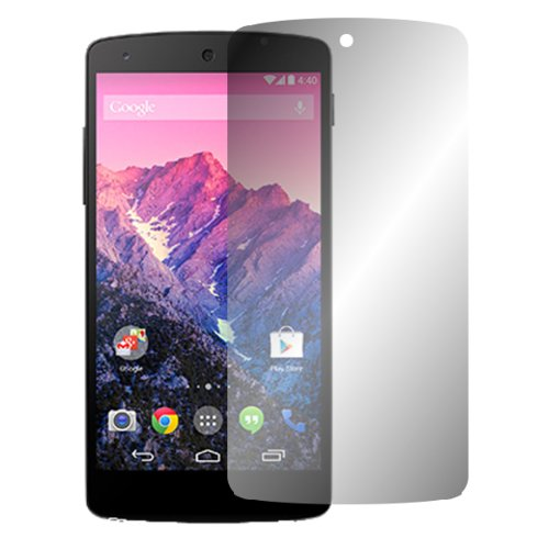 4 x Slabo Bildschirmschutzfolie LG Google Nexus 5 Bildschirmschutz Schutzfolie Folie