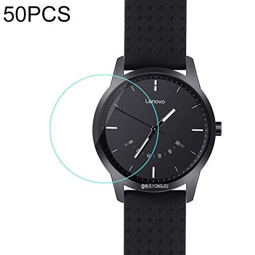 PEISHI Uhrengehäuse 50 PCS 0.26mm 2.5D Ausgeglichenes Glas Film for Lenovo Uhr 9 verfügbar