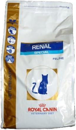 Karma Royal Canin Vd Cat Renal Select 0,5 kg: Amazon.es: Productos para mascotas