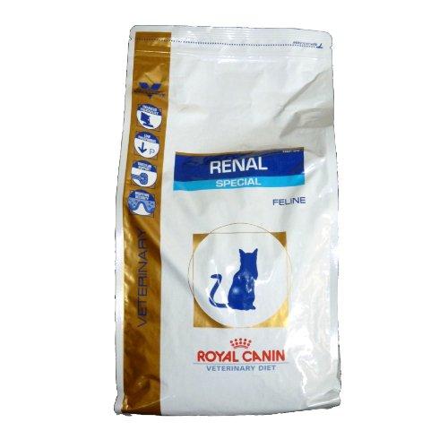 ROYAL CANIN Renal Special Katze Trockenfutter - Bei chronischer Niereninsuffizienz 4kg