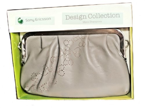 Sony Ericsson Original Design Collection IDC-33 – Party Bag by Maria Sharapova - Leder Handy Tasche und/oder Damen Handtasche - für kompatible Mobiltelefone