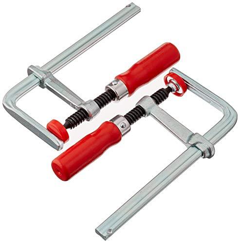 Bosch Professional 2 Stück Schraubzwingen (Zubehör für Führungsschiene FSN 70 und FSN 140)