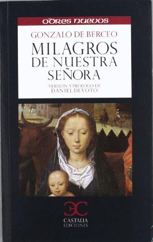 Milagros de Nuestra Señora (ODRES NUEVOS, O/N. (nuevo formato))
