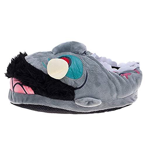 Zapatillas Adulto Unisex Invierno Cómodas Cálidas
