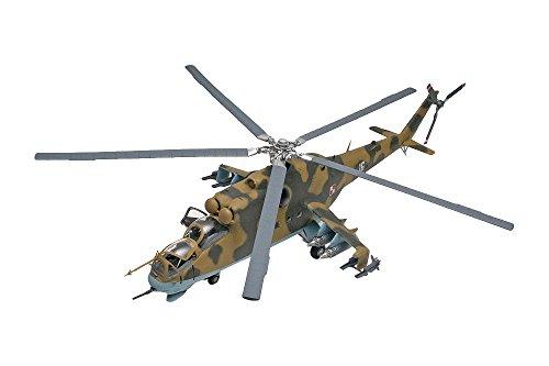 Revell Monogram Kit Maquette échelle 1/48 Hélicoptère Mil-24 Hind moulé sous Pression