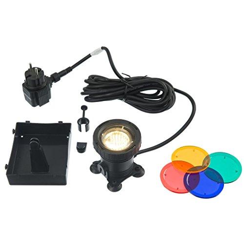 Apollo Gardening Ltd BioPure 2000 Basic Ubbink AquaLight LED, bunt