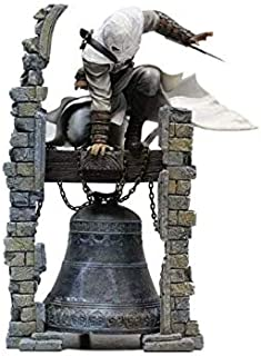 The Legendary Assassin Game Assassin's Creed Altair Bell Tower 11inch Action Figure