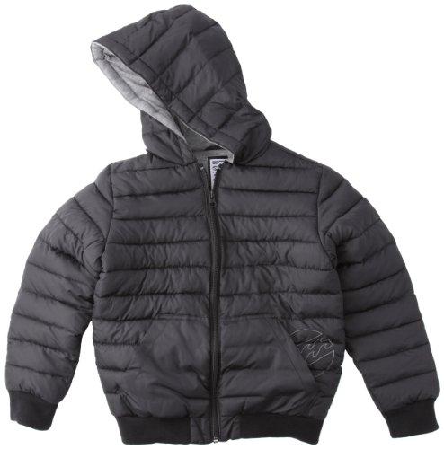 Billabong Jungen Winter Jacke Downly, Black, 12, L2JK09BIW2