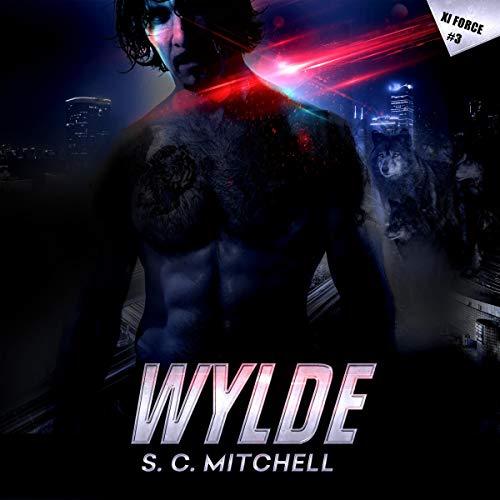 Wylde audiobook cover art