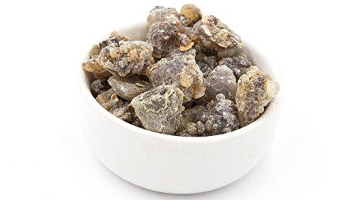 Dunkler Weihrauch - Black Hojari - Boswellia Sacra - aus Oman - 25g bis 250g (25 Gramm)