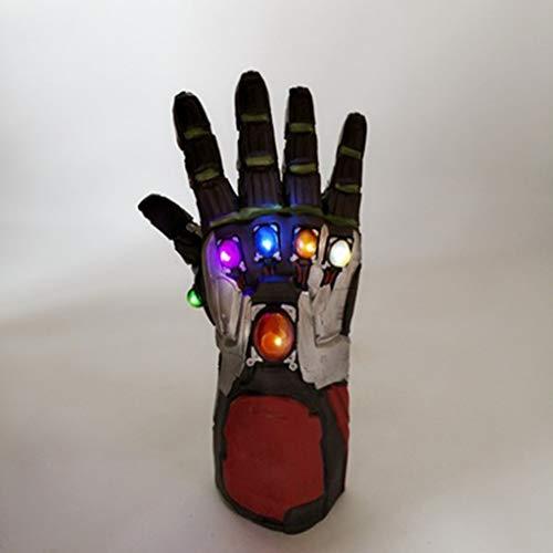 LIUHUIJUN Thanos Maskers Handschoenen Kinderen Onbeperkt Lichtgevende Vier Soorten Stijlen