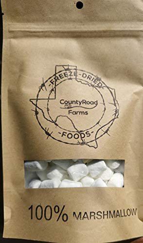 Freeze dried Marshmallow