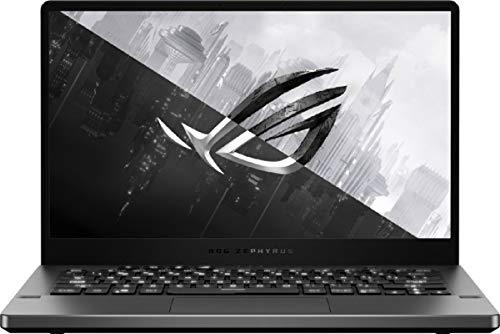 "ASUS ROG Zephyrus G14 GA401II-BM173T Computer Portatile Grigio 35,6 cm (14"") 1920 x 1080 Pixel AMD Ryzen 5 8 GB DDR4-SDRAM 512 GB SSD NVIDIA GeForce GTX 1650 Ti Wi-Fi 6 (802.11ax) Windows 10 Home -"