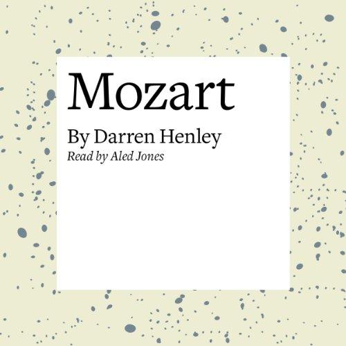 Mozart copertina