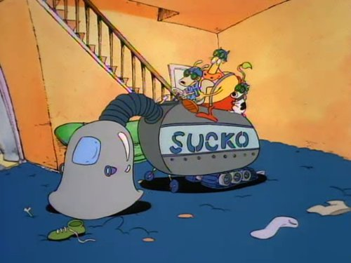 Sucker for the Suck-O-Matic / Canned