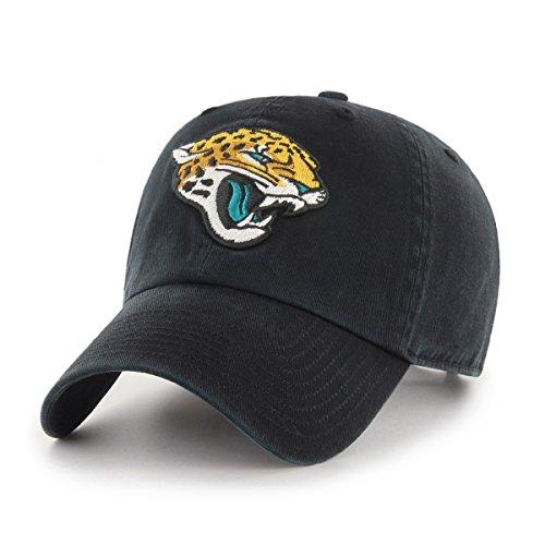 OTS NFL Jacksonville Jaguars Men's Challenger Adjustable Hat, Alternate Team Color, One Size