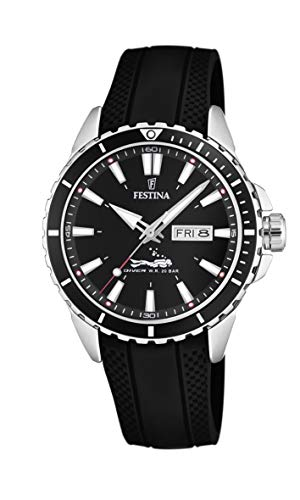 Festina Quarz Taucheruhr F20378/1 Test