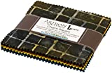 Lunn Studios CHS-891-42 Artisan Batiks Muster Play Charm